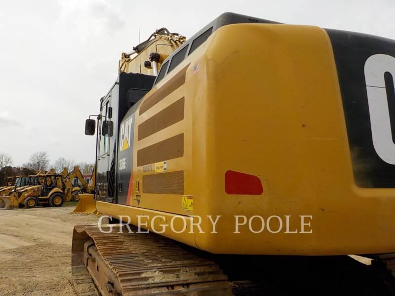 CATERPILLAR TRACK EXCAVATORS 336E equipment  photo 9