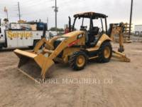 CATERPILLAR BAGGERLADER 420F 4EO P equipment  photo 3