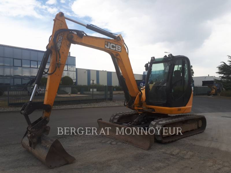 JCB KETTEN-HYDRAULIKBAGGER 8085 equipment  photo 3