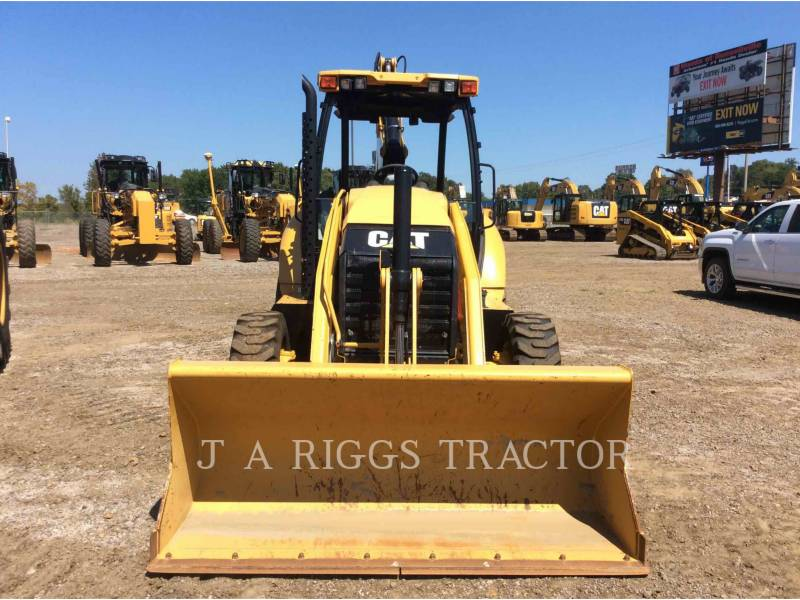 CATERPILLAR BACKHOE LOADERS 420F 4 equipment  photo 2