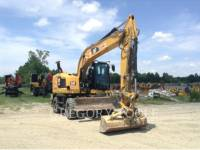 CATERPILLAR KOPARKI KOŁOWE M318F equipment  photo 1