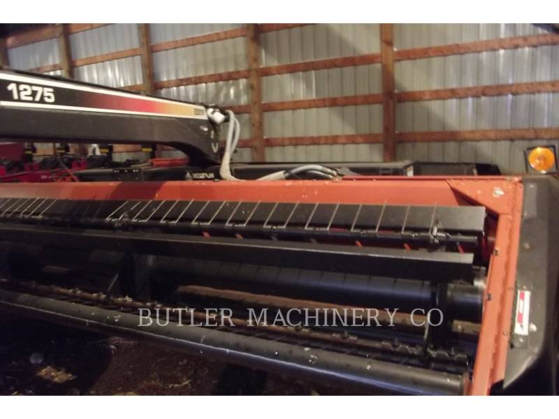 AGCO-HESSTON CORP AG HAY EQUIPMENT 1275 equipment  photo 5