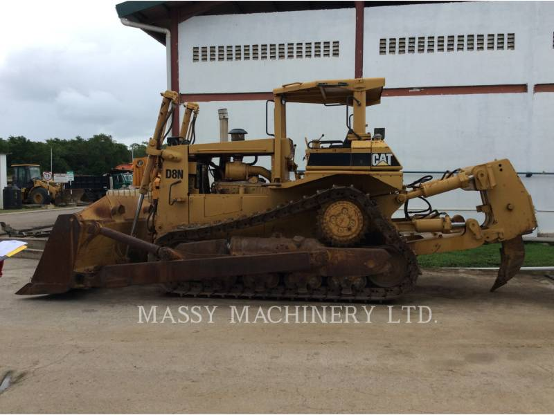 Caterpillar TRACTOARE CU ŞENILE D8N equipment  photo 1