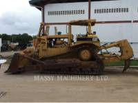 CATERPILLAR TRACK TYPE TRACTORS D8N equipment  photo 1