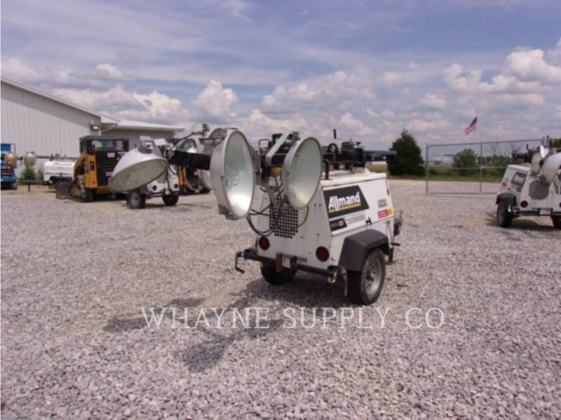 ALLMAND LIGHT TOWER LITE-NL7.5 equipment  photo 1