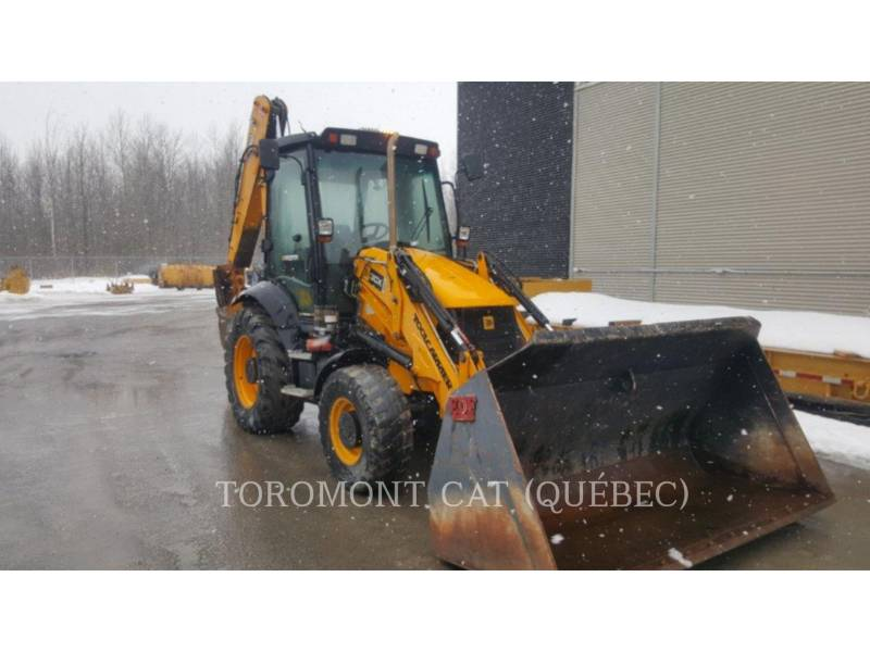 JCB CHARGEUSES-PELLETEUSES 3CX15 equipment  photo 2