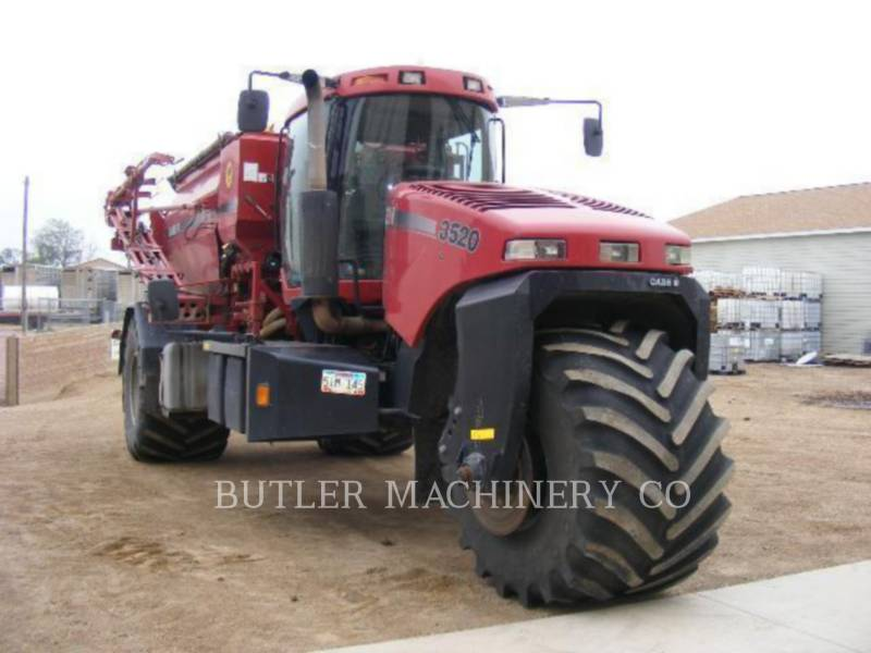 CASE/INTERNATIONAL HARVESTER PULVÉRISATEUR 3520 equipment  photo 9