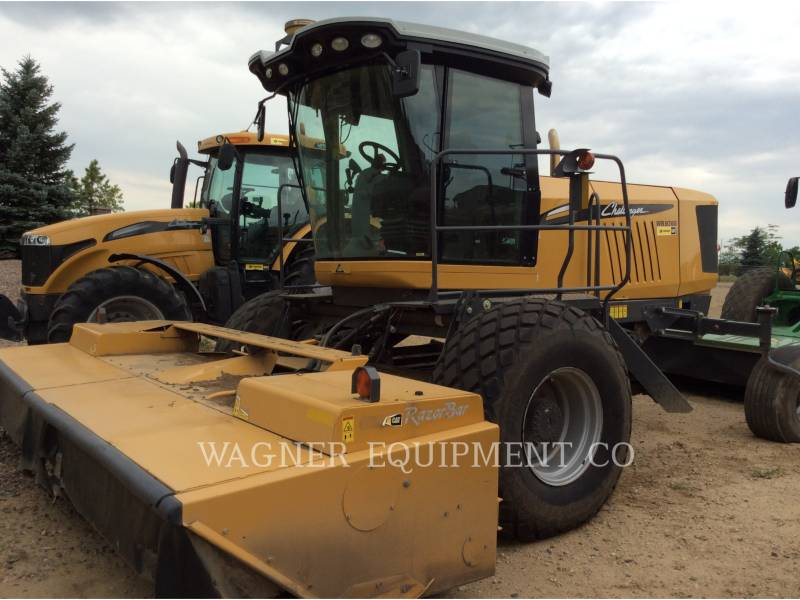 AGCO AG HAY EQUIPMENT WR9760/DH equipment  photo 2