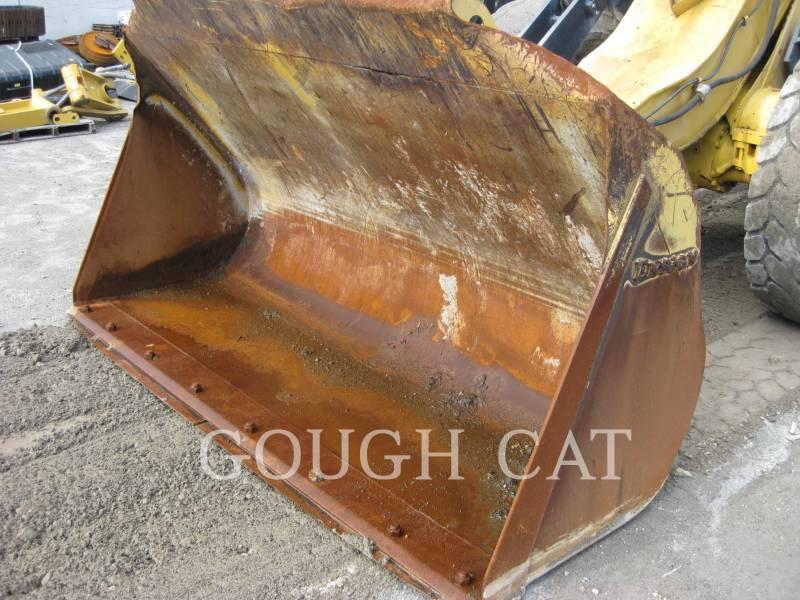 CATERPILLAR RADLADER/INDUSTRIE-RADLADER 924G equipment  photo 6