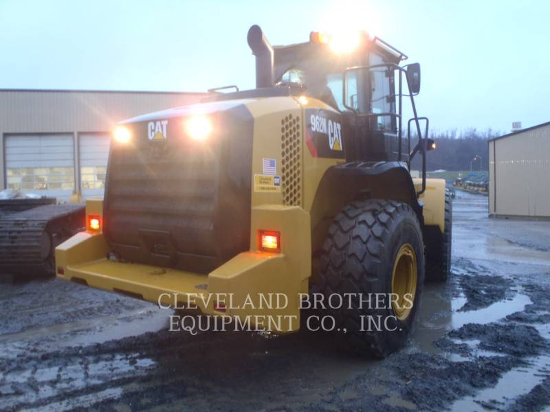CATERPILLAR WHEEL LOADERS/INTEGRATED TOOLCARRIERS 962M equipment  photo 3