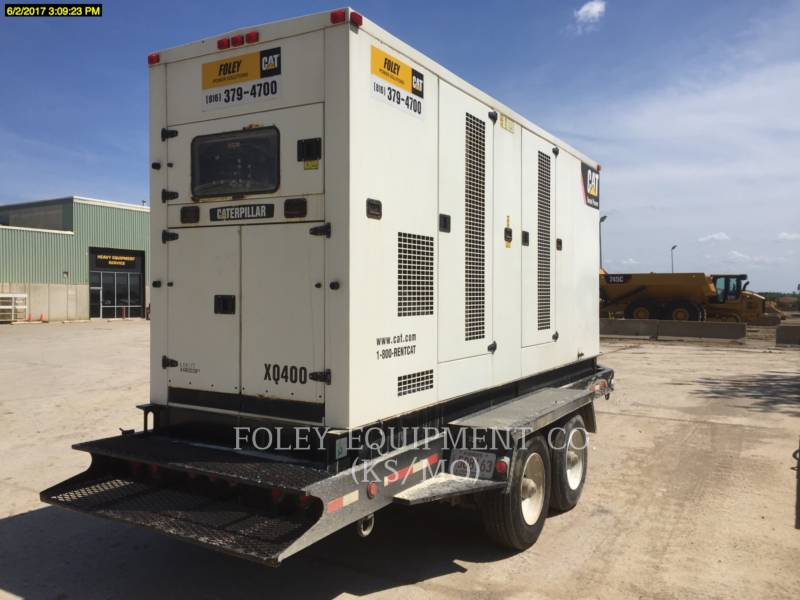 CATERPILLAR PORTABLE GENERATOR SETS XQ400 equipment  photo 1