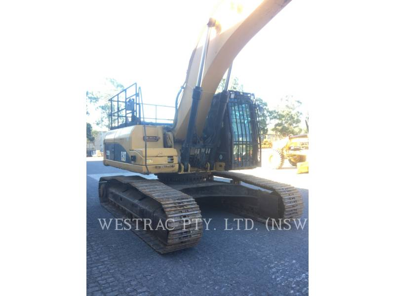 CATERPILLAR TRACK EXCAVATORS 329DL equipment  photo 6