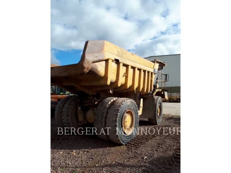 CATERPILLAR OFF HIGHWAY TRUCKS 769C equipment  photo 9