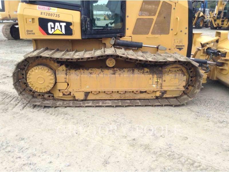 CATERPILLAR TRACK TYPE TRACTORS D5K2 LGP equipment  photo 23