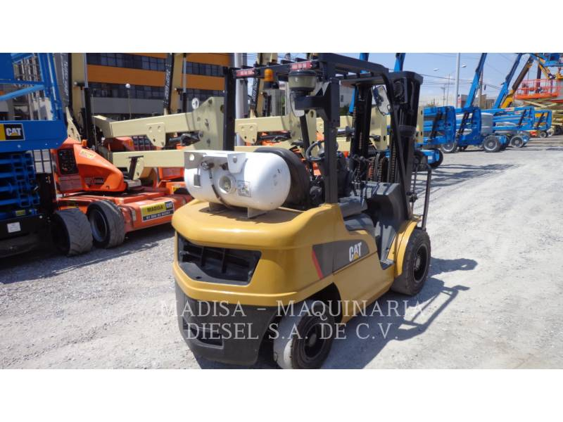 CATERPILLAR LIFT TRUCKS 叉车 2P60004-GL equipment  photo 4