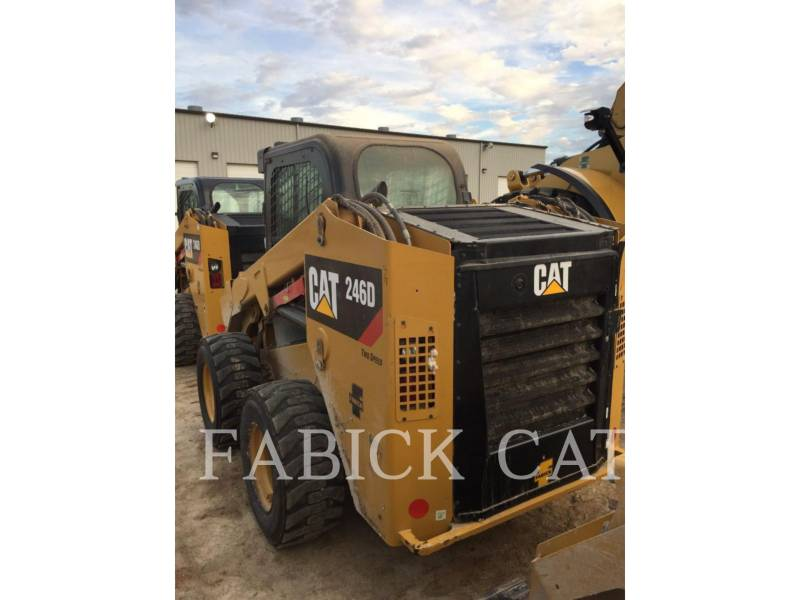CATERPILLAR CHARGEURS COMPACTS RIGIDES 246D C3H2 equipment  photo 2