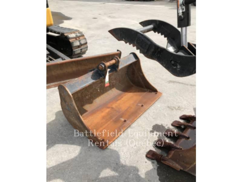 CATERPILLAR TRACK EXCAVATORS 305.5E2CR equipment  photo 8