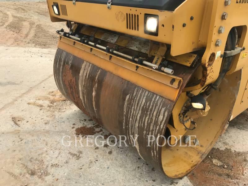 CATERPILLAR TANDEMOWY WALEC WIBRACYJNY DO ASFALTU (STAL-STAL) CB54B equipment  photo 17