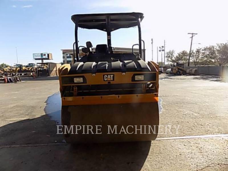 CATERPILLAR TANDEMVIBRATIONSWALZE, ASPHALT CB10 equipment  photo 4