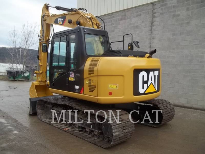 CATERPILLAR EXCAVADORAS DE CADENAS 311F L RR equipment  photo 3