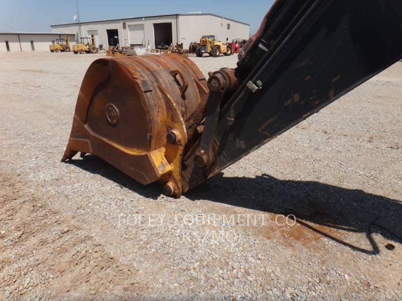 DEERE & CO. TRACK EXCAVATORS 350D equipment  photo 7