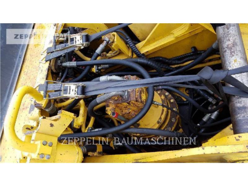KOMATSU LTD. KETTEN-HYDRAULIKBAGGER PC340NLC equipment  photo 20
