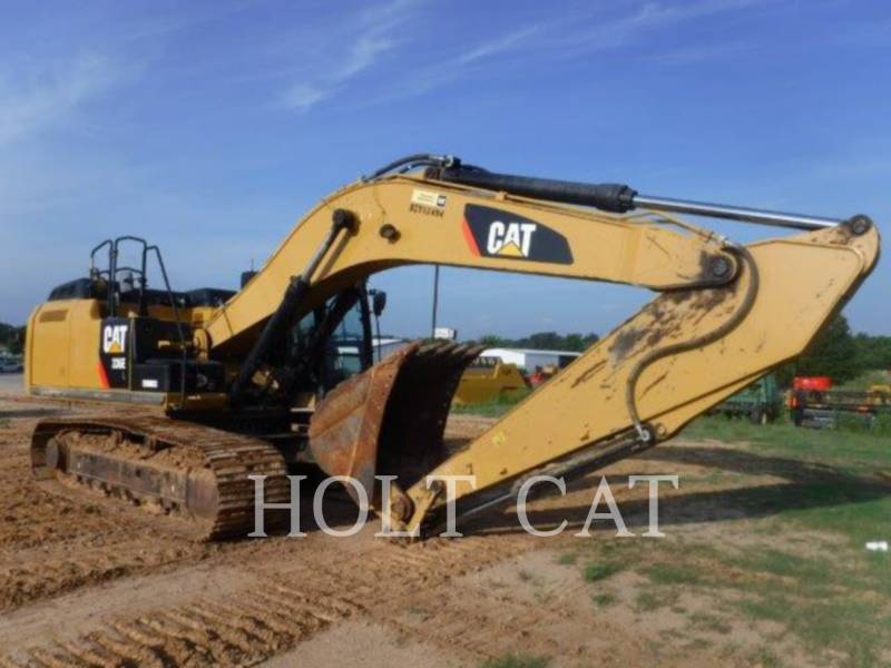 CATERPILLAR ESCAVATORI CINGOLATI 336EL equipment  photo 1