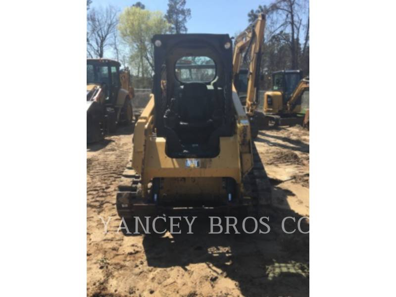 CATERPILLAR SKID STEER LOADERS 259D OR WT equipment  photo 3