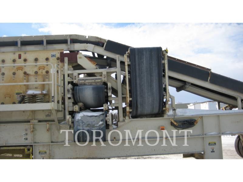 METSO SCREENS P6023FS equipment  photo 3