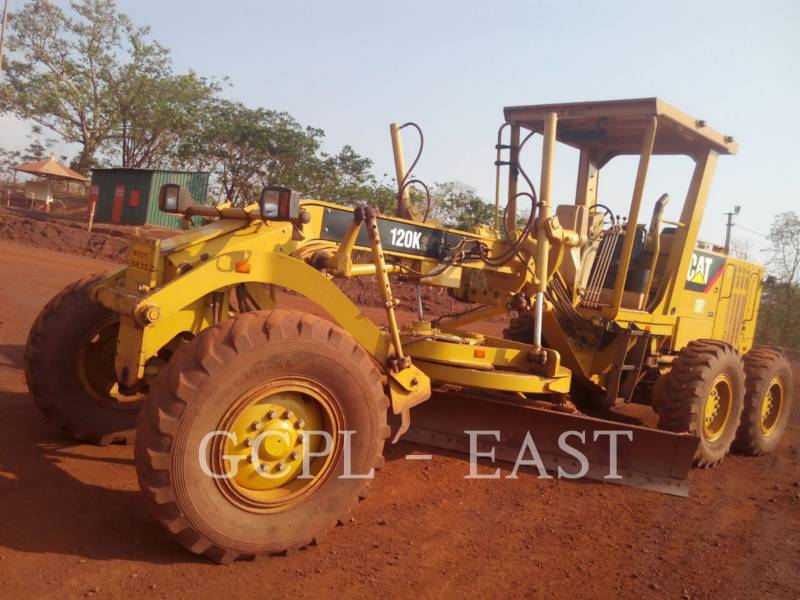 CATERPILLAR MOTORGRADER 120K2 equipment  photo 1