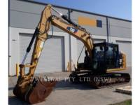 Equipment photo CATERPILLAR 312E KETTEN-HYDRAULIKBAGGER 1