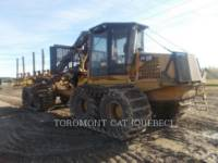 CATERPILLAR FORESTAL - TRANSPORTADOR DE TRONCOS 584 equipment  photo 2