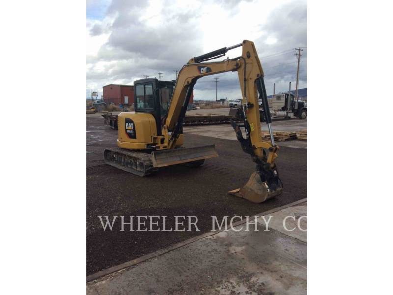 CATERPILLAR TRACK EXCAVATORS 305.5E2C3T equipment  photo 4