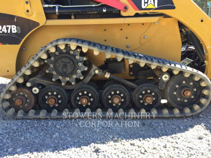 CATERPILLAR CARGADORES MULTITERRENO 247B3 equipment  photo 18