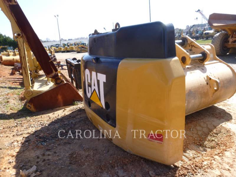 CATERPILLAR TRACK EXCAVATORS 349F equipment  photo 5