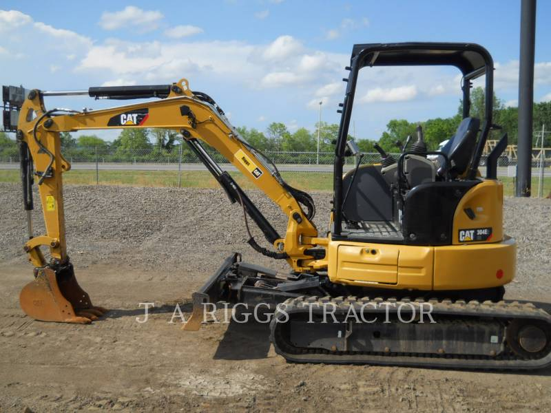 CATERPILLAR PELLES SUR CHAINES 304E equipment  photo 6