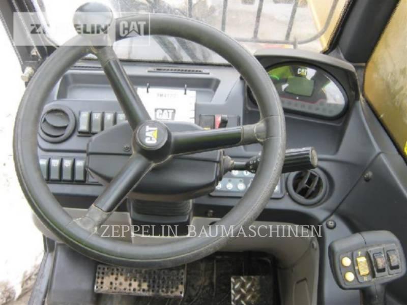 CATERPILLAR CHARGEUR À BRAS TÉLESCOPIQUE TH417C equipment  photo 13
