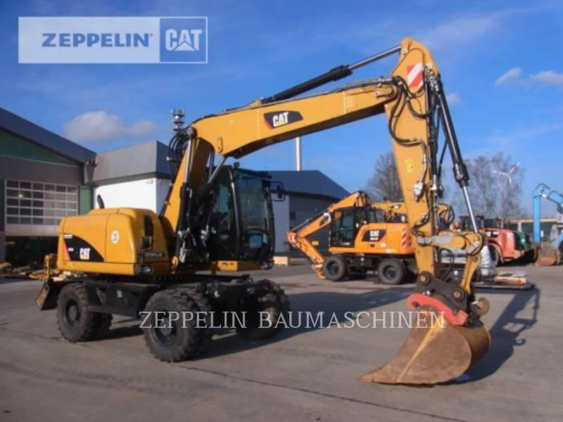 CATERPILLAR KOPARKI KOŁOWE M313D equipment  photo 2