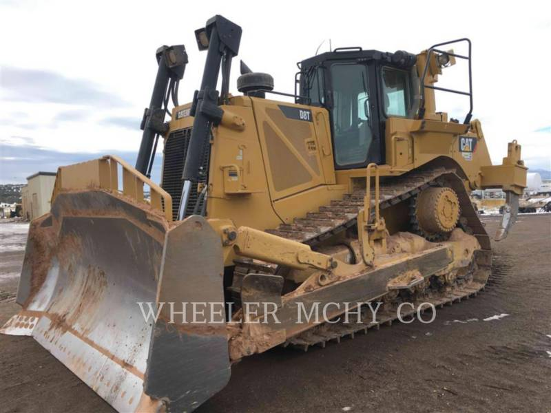 CATERPILLAR KETTENDOZER D8T SU equipment  photo 1