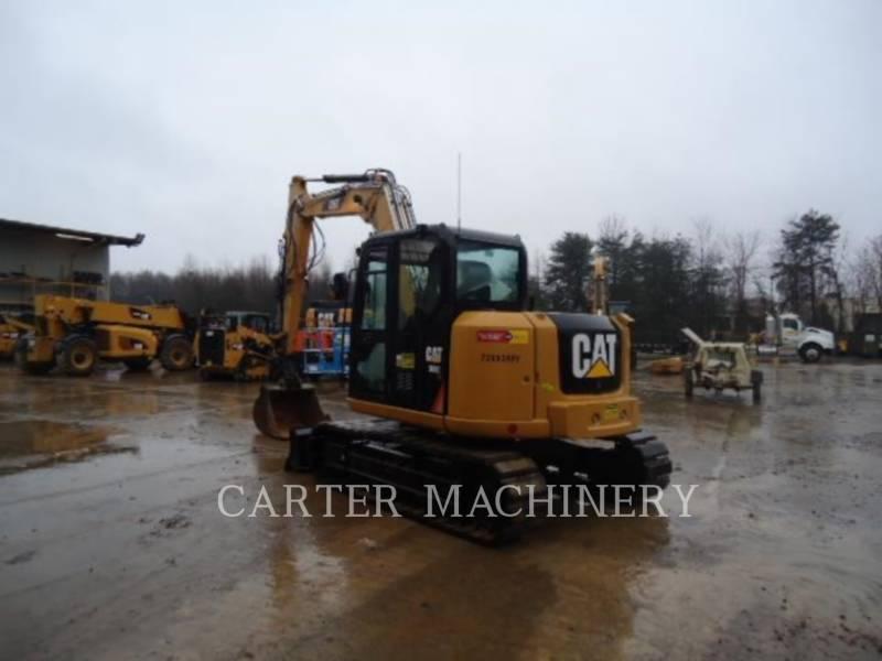CATERPILLAR KETTEN-HYDRAULIKBAGGER 308E2 SBS equipment  photo 4