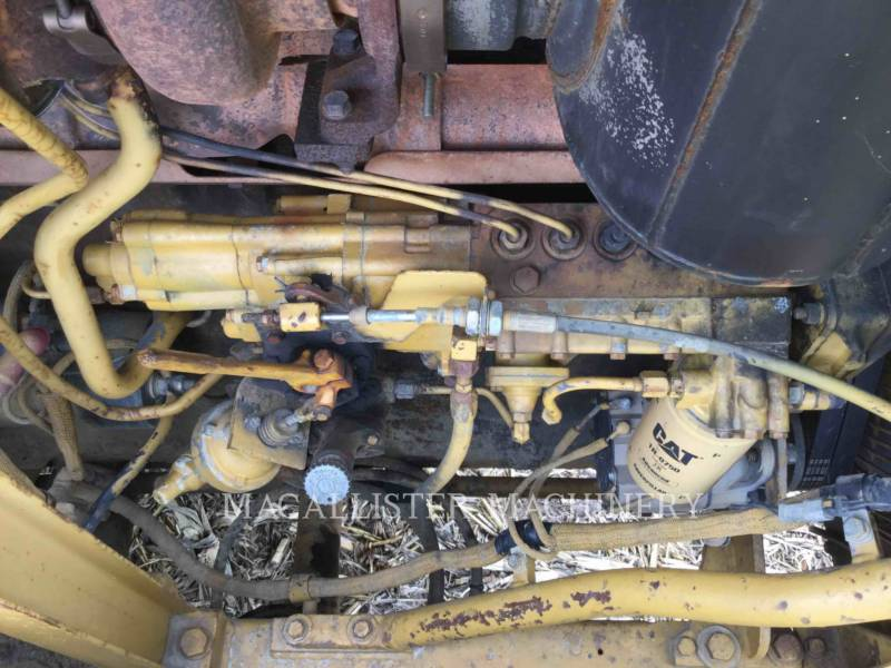 CATERPILLAR SCRAPER PER TRATTORI GOMMATI 627EPP equipment  photo 16