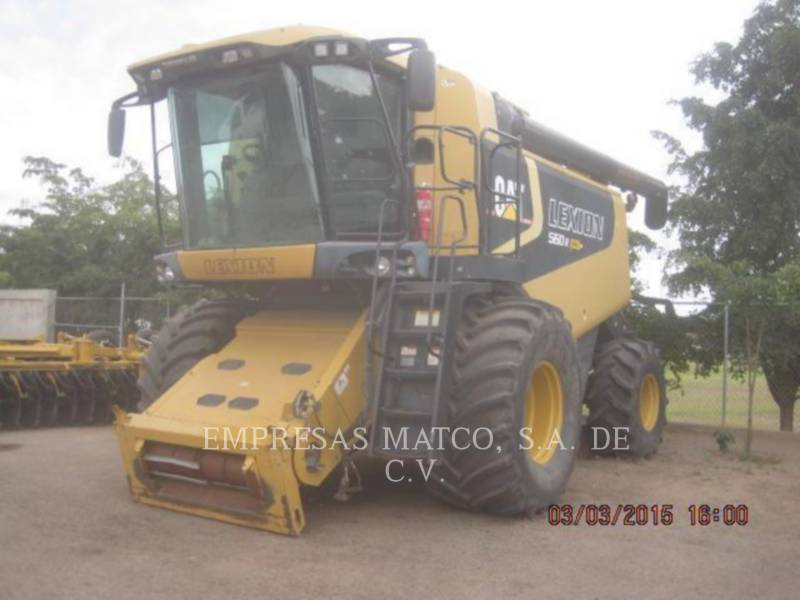 LEXION COMBINE COMBINADOS 560R equipment  photo 5