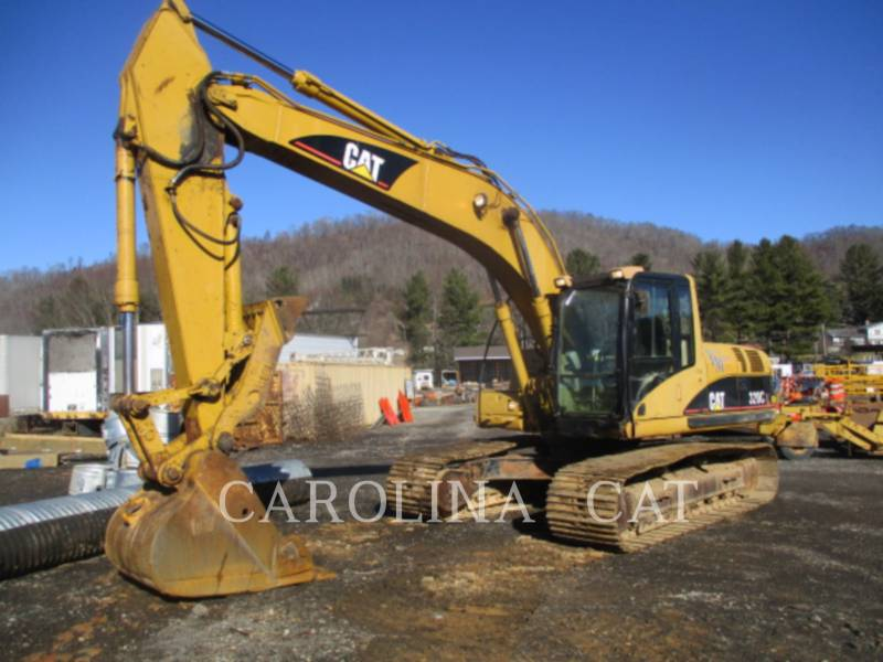 CATERPILLAR TRACK EXCAVATORS 320CL TH equipment  photo 1