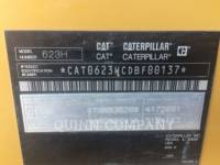 CATERPILLAR WHEEL TRACTOR SCRAPERS 623H equipment  photo 9
