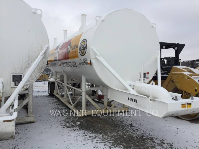 MEGA WAGON CITERNE A EAU 12,000 TWR equipment  photo 1