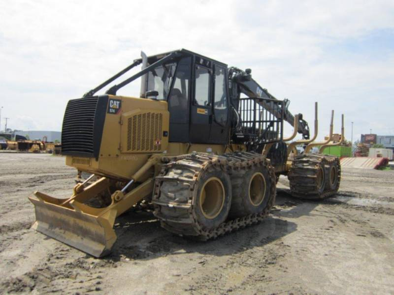CATERPILLAR FORSTWIRTSCHAFT - FORWARDER 574 equipment  photo 1