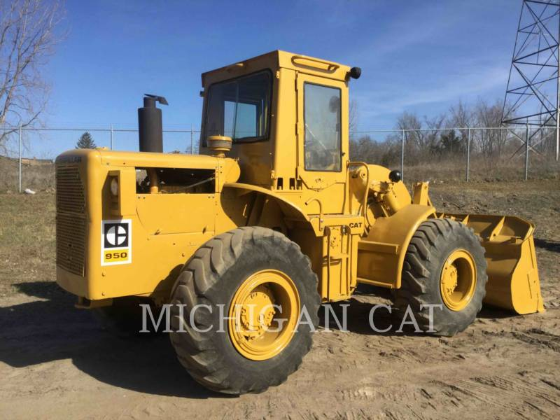 CATERPILLAR WHEEL LOADERS/INTEGRATED TOOLCARRIERS 950 equipment  photo 3
