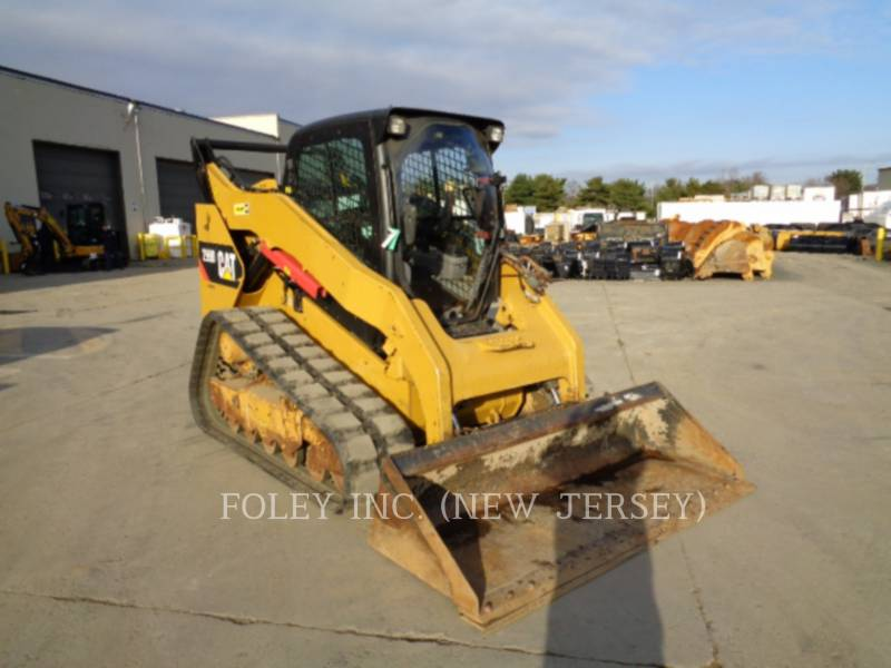 CATERPILLAR SKID STEER LOADERS 299D equipment  photo 8