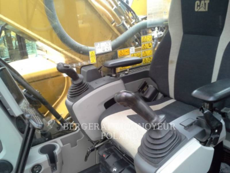 CATERPILLAR KETTEN-HYDRAULIKBAGGER 336F equipment  photo 11