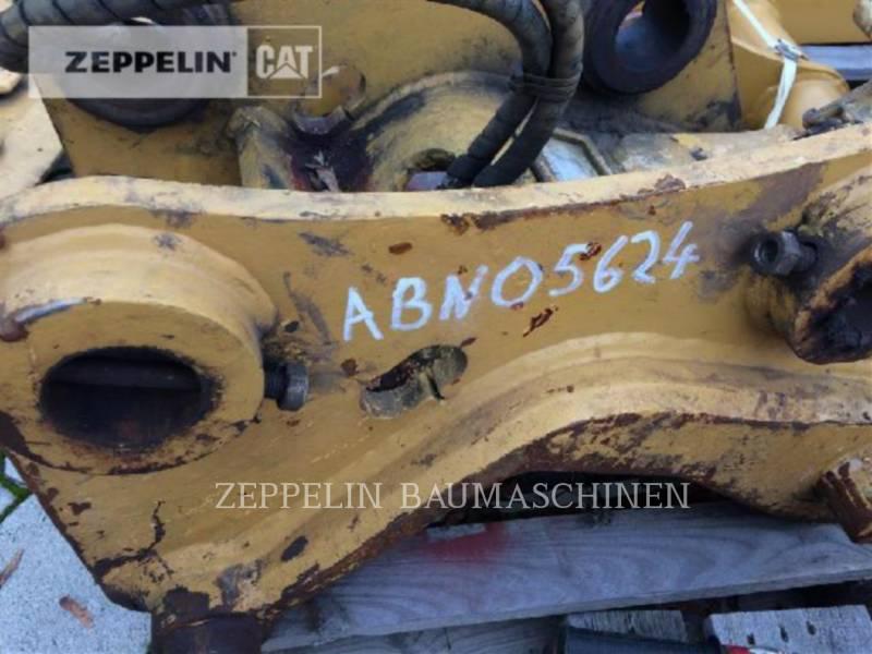 CATERPILLAR AG - HECKBAGGER-ARBEITSGERÄT CW20 hydr. schmal equipment  photo 2